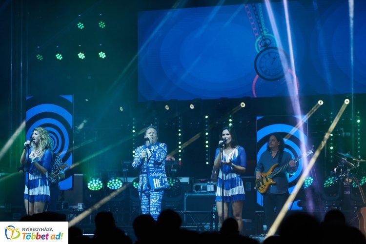 Igazi fesztiválhangulat van Nyíregyházán – VIDOROG az egész város