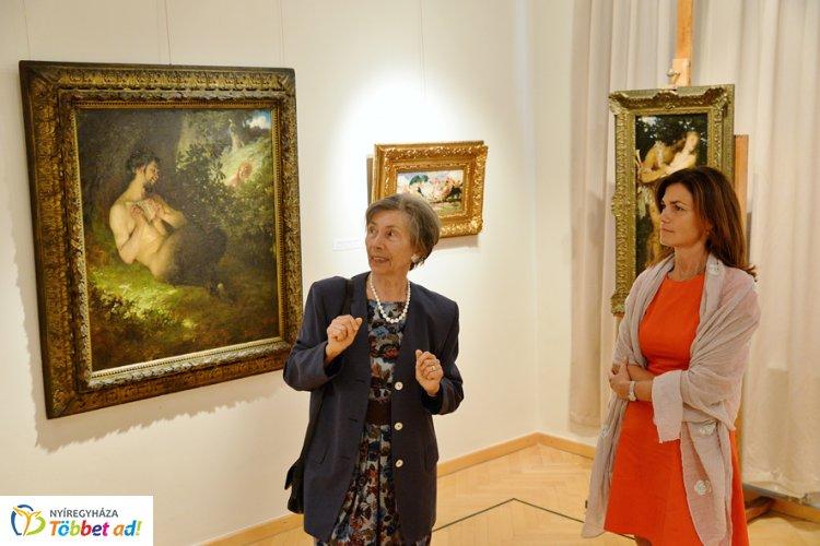 Szinyei impresszióit látni kell! - Megnyílt a Jósa András Múzeum tárlata