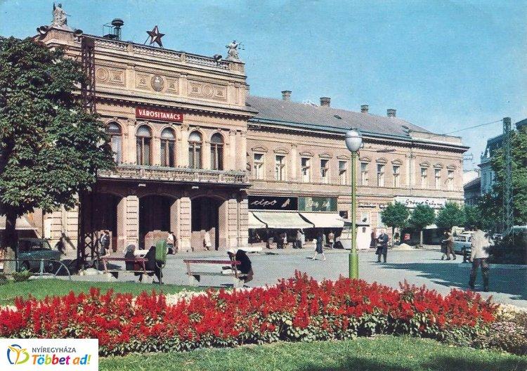 Retró Nyíregyháza sorozat 7. rész - A Városi Tanács 1966-ban
