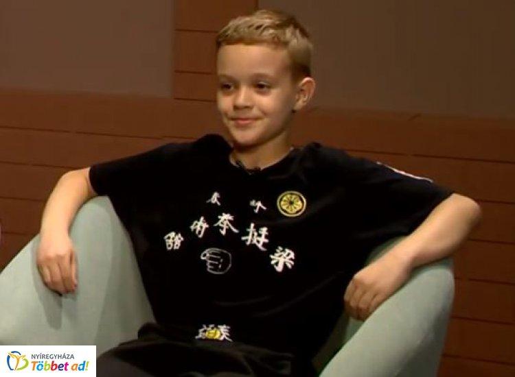 Ismerjék meg az ország egyik legfiatalabb Wing Tsun mesterét!