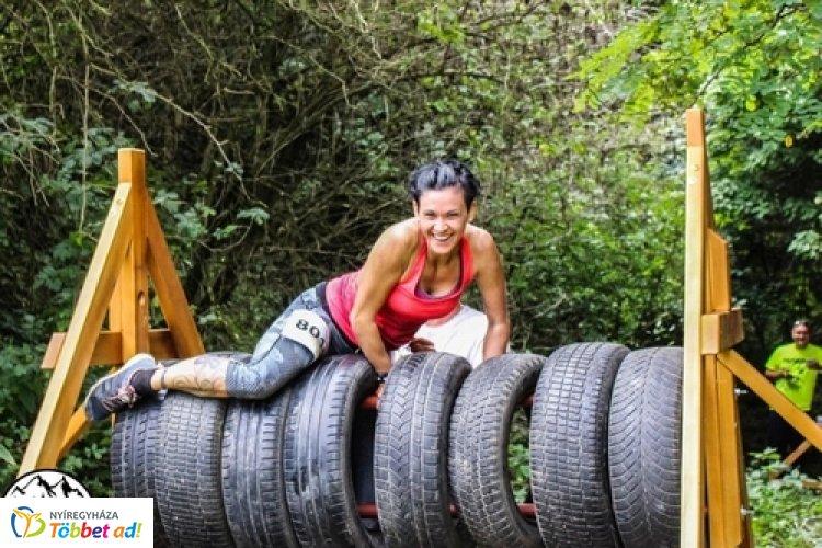 Extreme Trail Nyíregyházán! Futás, akadályok és egy kis úszás