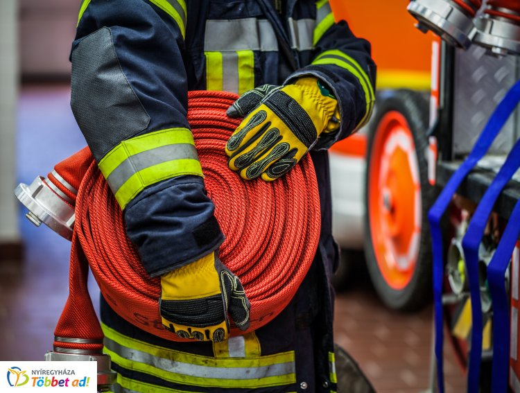 Vasárnap hét vegetációs tűznél avatkoztak be Szabolcs-Szatmár-Bereg megye tűzoltói