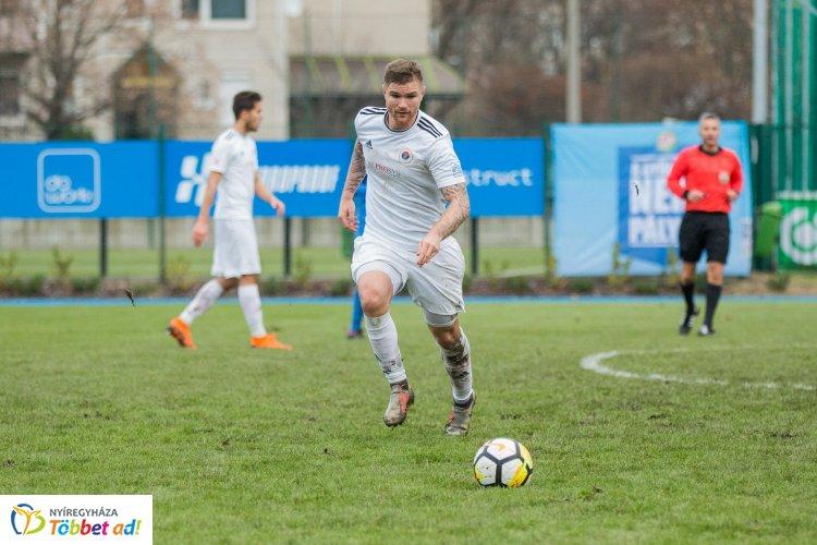 Korábbi korosztályos válogatott labdarúgót igazolt a Nyíregyháza Spartacus