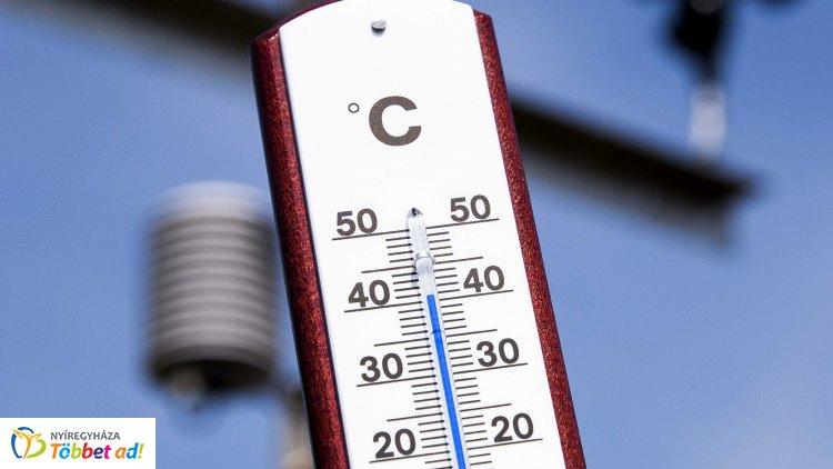 A mérések kezdete óta a második legmelegebb nyár volt az idei Magyarországon