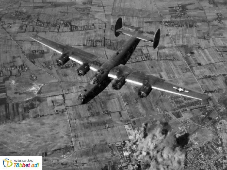 Értelmetlen pusztítás - 75 évvel ezelőtt bombázták Nyíregyházát