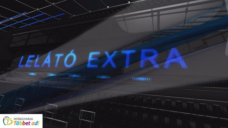 A Sportcentrum új edzői és női foci a Lelátó Extra új részében