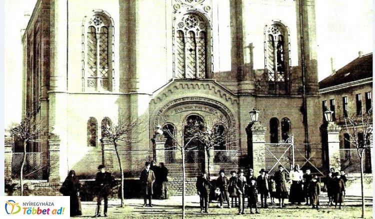 Amiről az utcák mesélnek - A Status quo ante zsidó hitközség zsinagógája