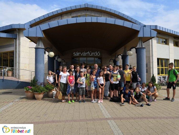 Szigligeti élményvadászat – Együtt táboroztak a kertvárosi iskola és a Móricz diákjai
