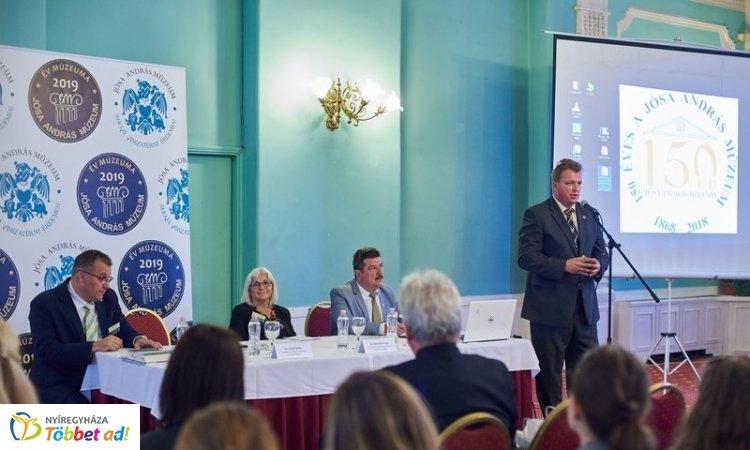 Múzeumandragógiai Konferenciát tartanak városunkban! 10 szekció, plenáris ülések!