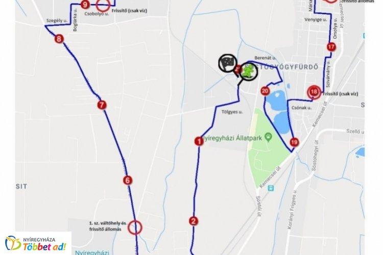 III. Coloplast Jótékonysági Félmaraton és Minimaraton – Itt lesznek útlezárások szombaton!