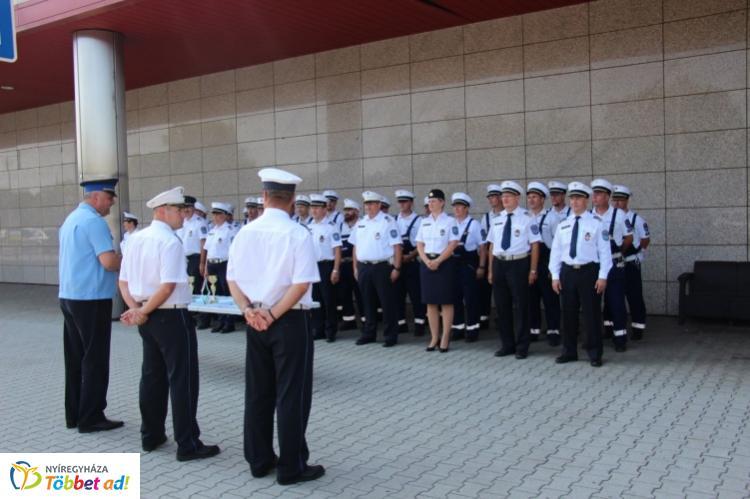 Rendőrszakmai megmérettetés Nyíregyházán – Kilencedik alkalommal szervezték meg a versenyt