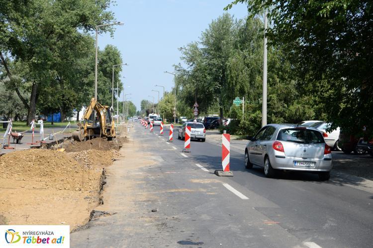 Korányi felújítás - Újabb szakasz következik, így változik a közlekedés
