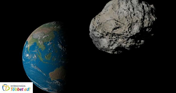 Két aszteroida is elhalad a Föld mellett szombaton - 5,6 millió kilométerre fog elhaladni