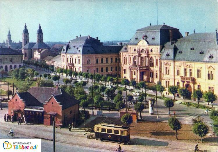 Retro Nyíregyháza sorozat 8. rész - A nyíregyházi villamos 1966-ban