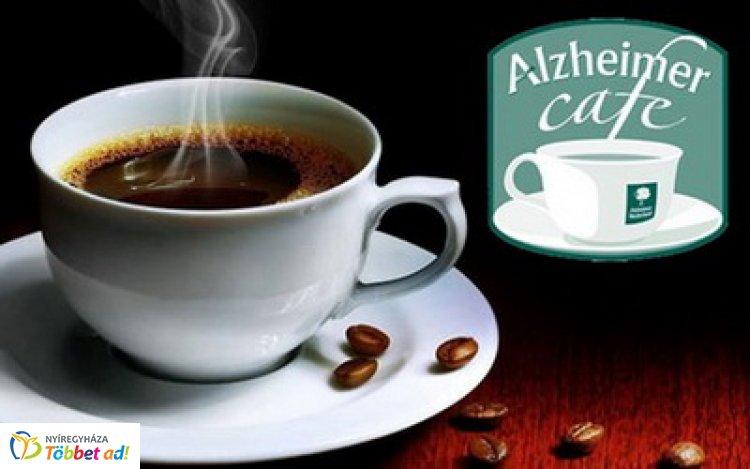 Alzheimer Cafe - délutáni beszélgetés Kőműves Zsuzsanna szakpszichológus részvételével