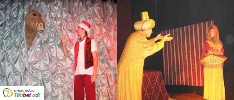 Aladdin - vasárnapi gyermekmatiné a Váci Mihály Kulturális központban