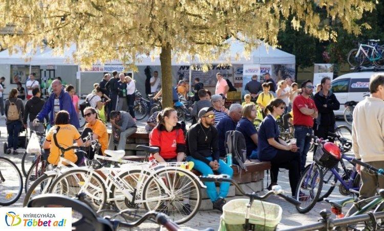 BringaVáros 7.1 - Fedezd fel a kerékpárutakat, szeptember utolsó hétvégéjén!