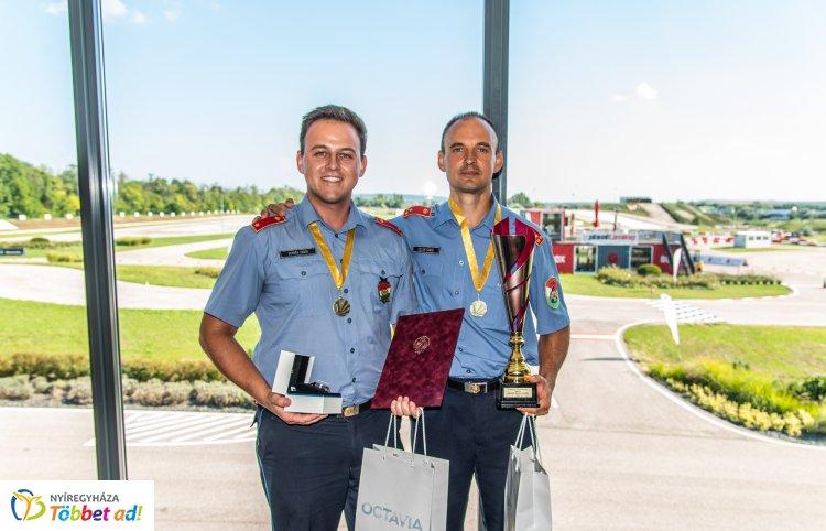 Szabolcs megyei siker az országos közlekedésbiztonsági versenyen