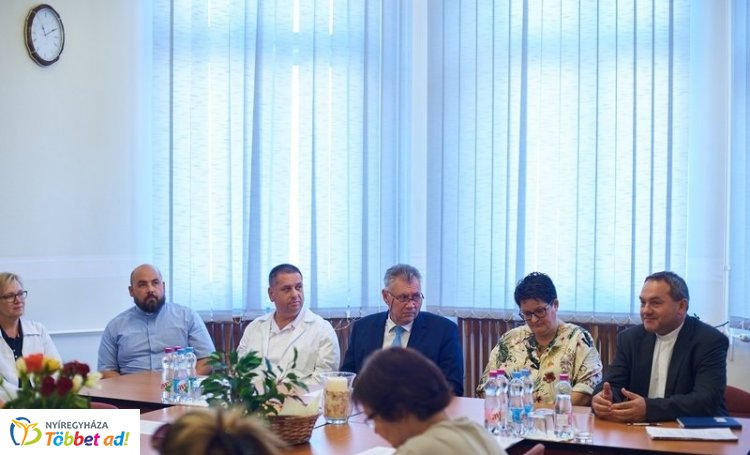 Római Katolikus Kórházlelkészi Szolgálatot indított a Debrecen-Nyíregyházi Egyházmegye
