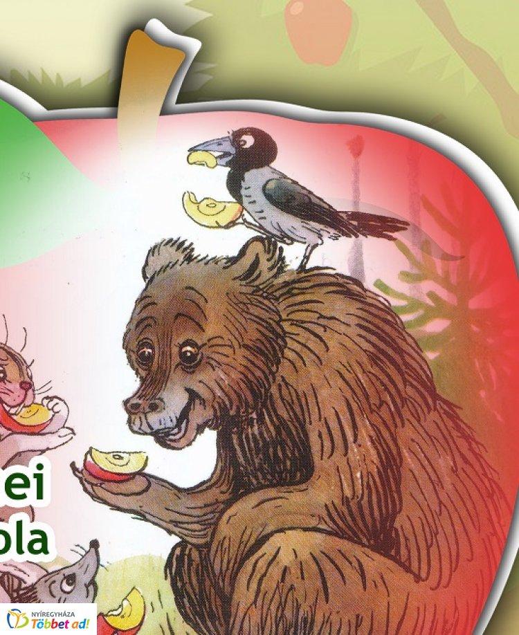 Cseperedő Meseklub - bábos mesefoglalkozás a Móricz Zsigmond könyvtárban