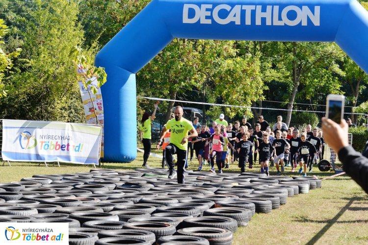 Ilyen még nem volt Sóstón! - Akadályversenyt szervezett az Extreme Trail Hungary