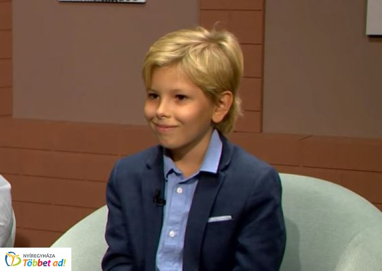 9 éves ifjú tehetség alkotásaiból nyílik tárlat a Jósa András Múzeumban