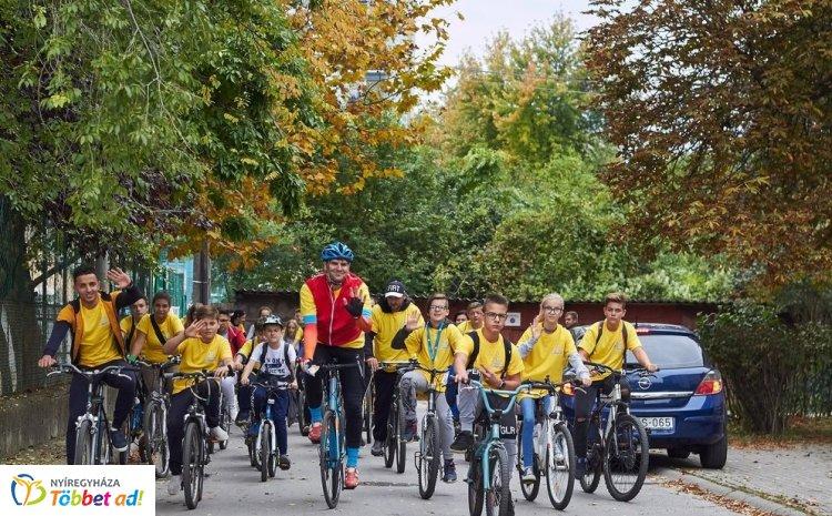 Az érkerti bringapont is tartogatott meglepetéseket a kerékpározók számára
