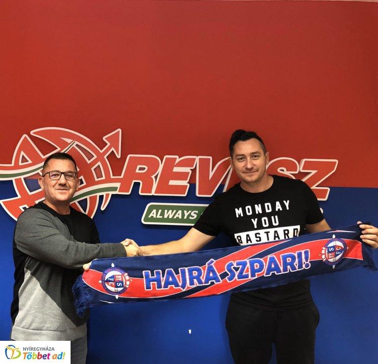 Új asszisztensedző a Szparinál – Vukasin Poleksic segíti a vezetőedző munkáját