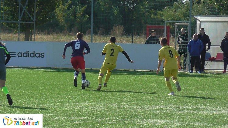 16 gólt rúgott a Szpari II - még a kapus is betalált a bajnokin