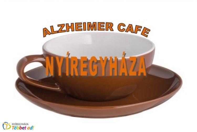 Alzheimer Cafe - délutáni beszélgetés Szigetvári Jánosné mentálhigiénikussal