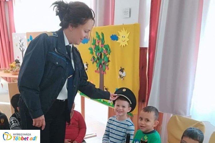 Újra beindult az Ovi-Zsaru bűnmegelőzési prevenciós program