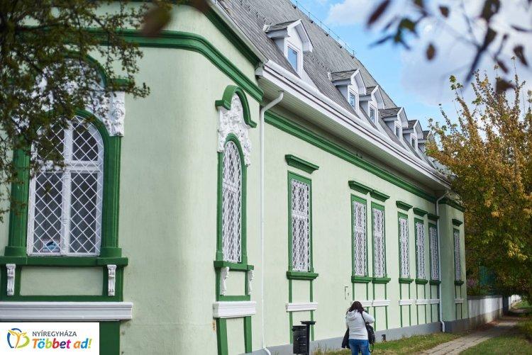 Közel ötven millió forintból újult meg a Nyíregyházi Ridens Iskola