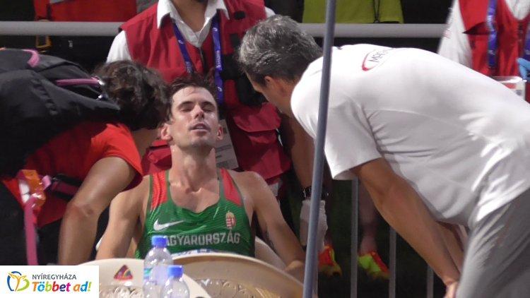 Legyőzte a meleg - világbajnokság után, olimpia előtt Helebrandt Máté