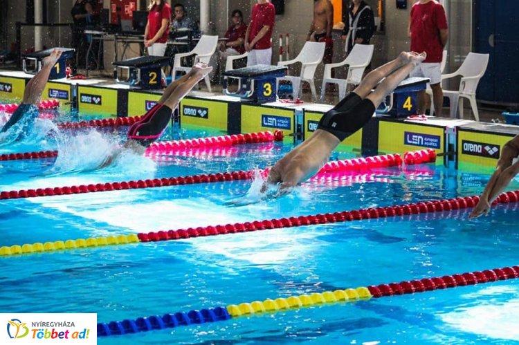 22 érem – Jól kezdődött a szezon a Sportcentrum úszói számára