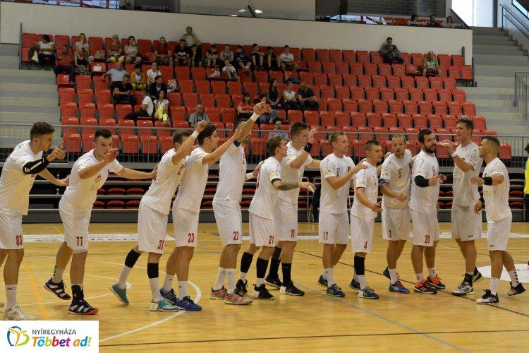 Magabiztos győzelem és továbbjutás a Magyar Kupában - nyert a Nyíregyházi SN
