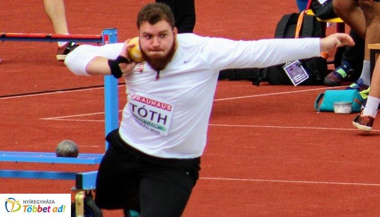 Érmek Szegedről - rangos versenyen vettek részt a nyíregyházi  atléták