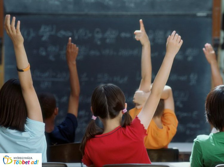 Top iskoláink vannak: több nyíregyházi intézmény is a legjobbak között