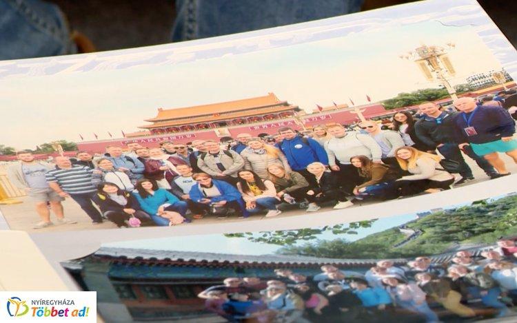 Pekingben járt a Szabolcsi Koncert Fúvószenekar és Majorette Csoport