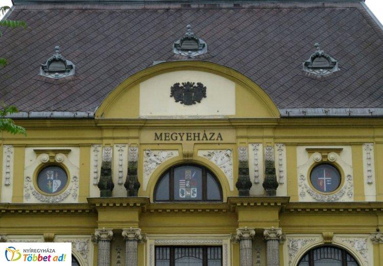 Ma 25 fővel megalakult a Szabolcs-Szatmár-Bereg Megyei Közgyűlés