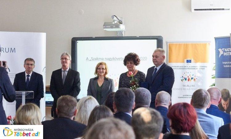 Európai Szakképzési Hetet tartottak a Nyíregyházi Szakképzési Centrumban