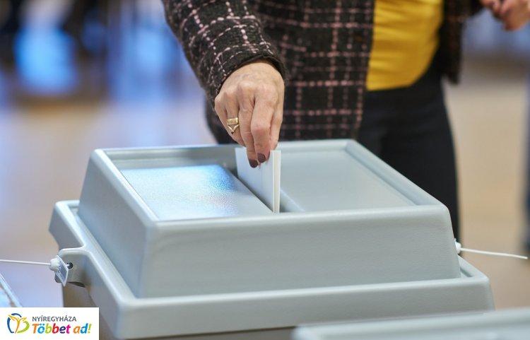Nem változott az eredmény a szavazatok újraszámolását követően 3 nyíregyházi kerületben
