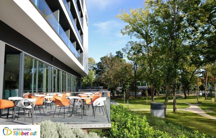 Pénteken nyit a Hunguest Hotel Sóstó, érkeznek az első vendégek
