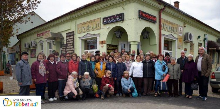 Szépkorúak nyíregyházi sportklubja - befejeződött az őszi idény