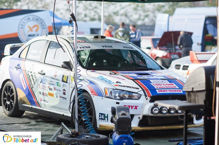 Érkeznek a sztárok (is) – jövő héten Rally Európa-bajnokság Nyíregyházán