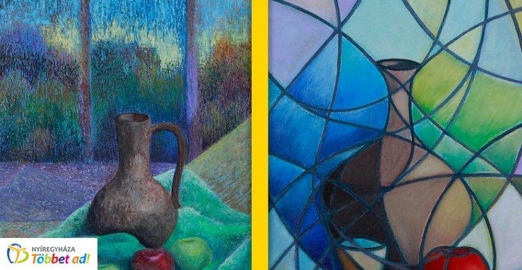 Válogatás a kortárs ukrán képzőművészet remekeiből - kiállítás Nyíregyházán
