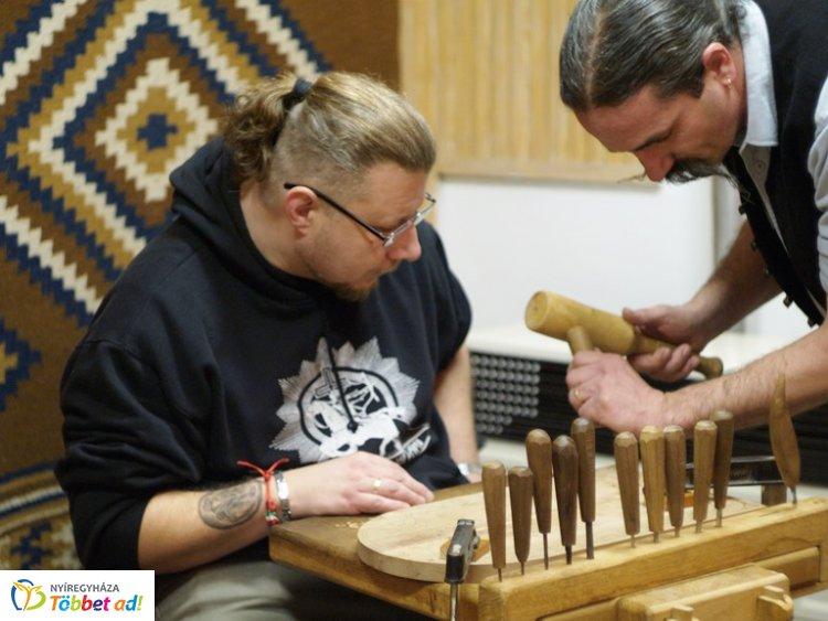Ingyenes népművészeti szakkör várja az érdeklődőket Nyíregyházán