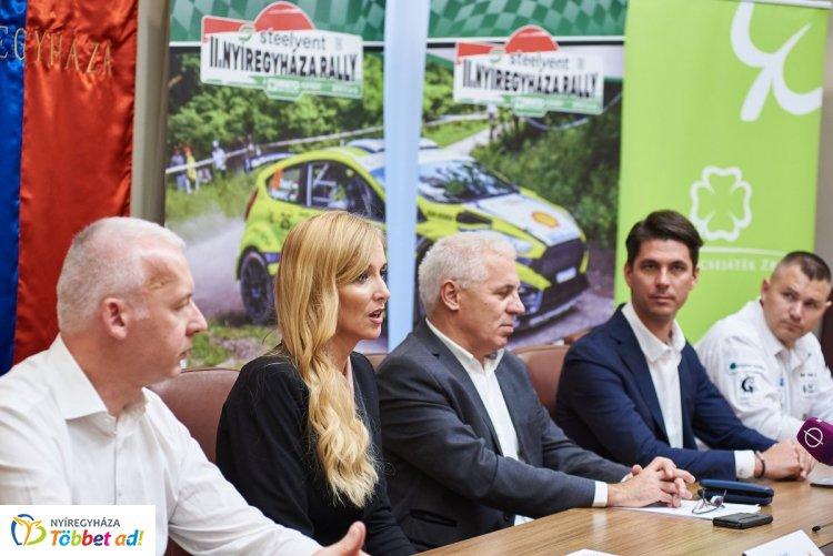 Rajtra kész a Rally Hungary - Turisztikai és gazdasági szempontból is fontos