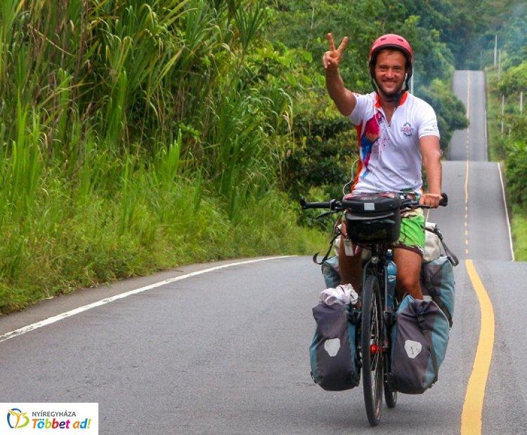 Földkörüli élmények kerékpárrral - Illés Adorján élménybeszámolója
