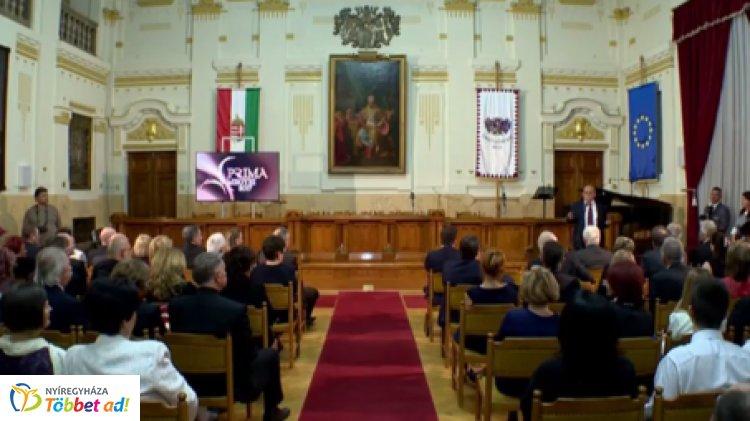 November 22 – én rendezik a XIV. Megyei Prima Gálát - Idén is 10 jelölt közül választanak