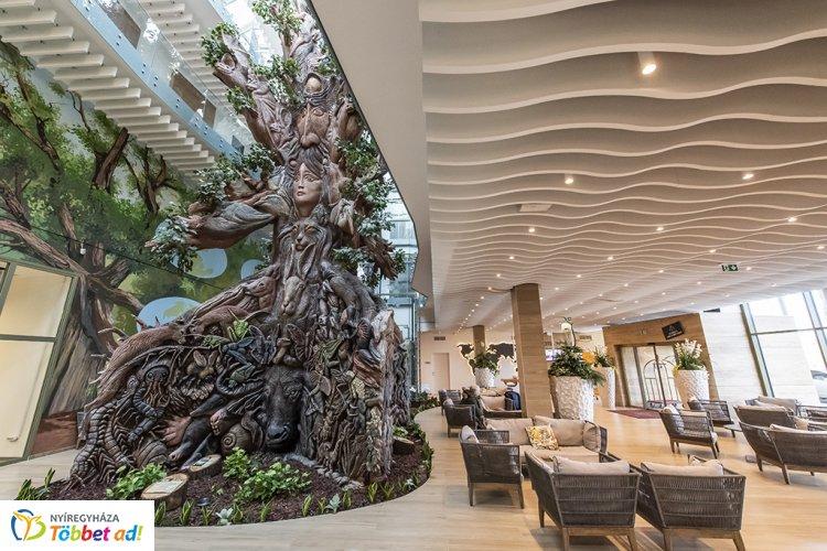 Újabb büszkeség Nyíregyházának – Első lett a Pangea Hotel egy magas rangú pályázaton